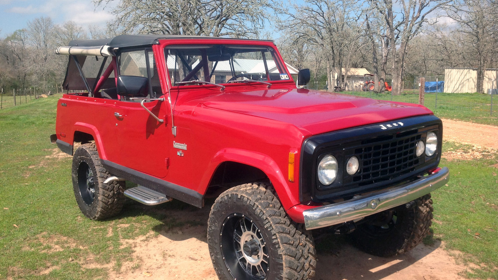 72 Jeepster Commando Wiring Diagram Get Free Image About Wiring