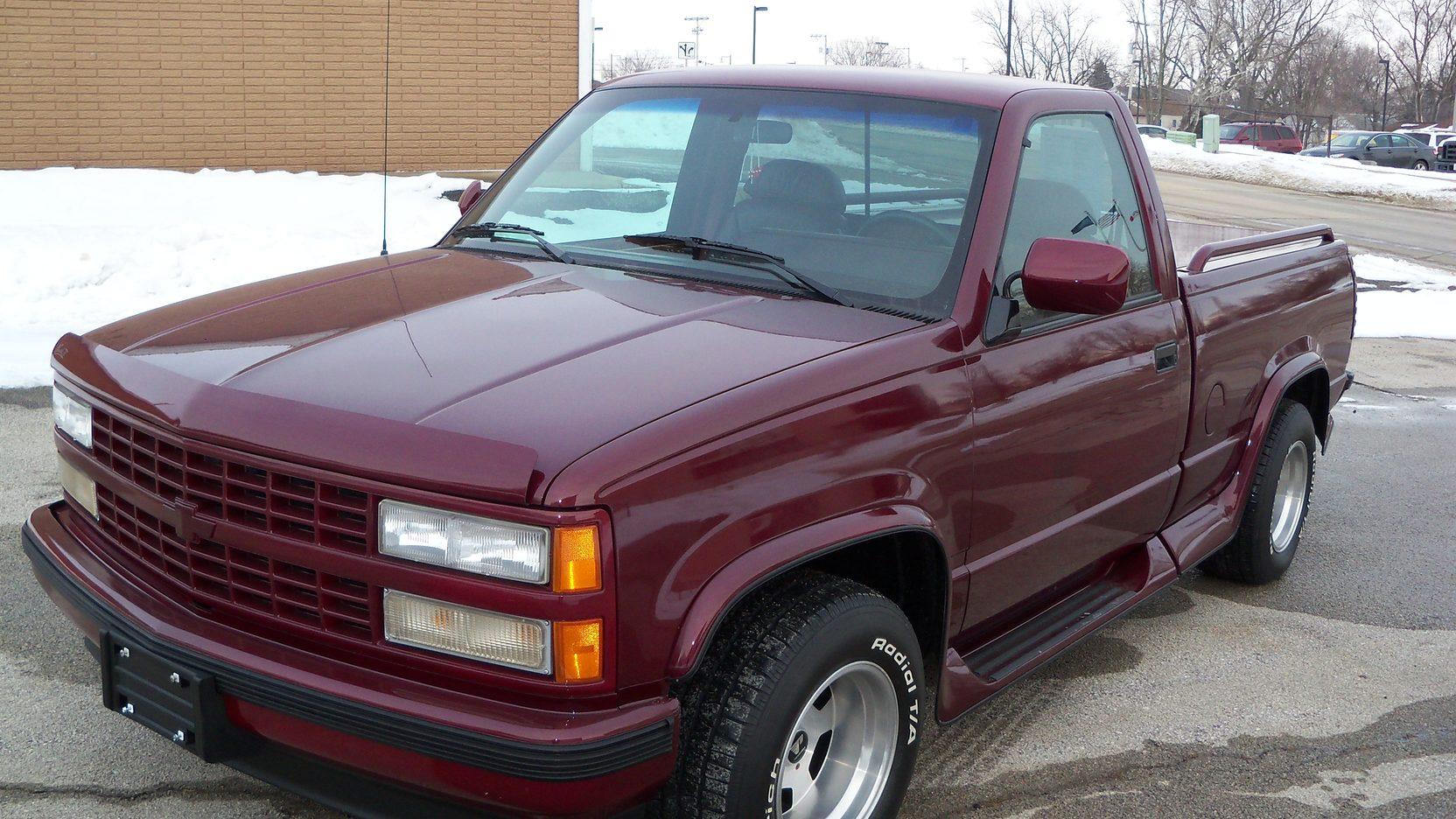 medium resolution of 1993 chevrolet 1500 pickup 1 full screen
