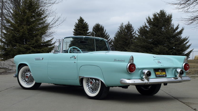 1955 Ford Thunderbird Fuel Filter Get Free Image About Wiring