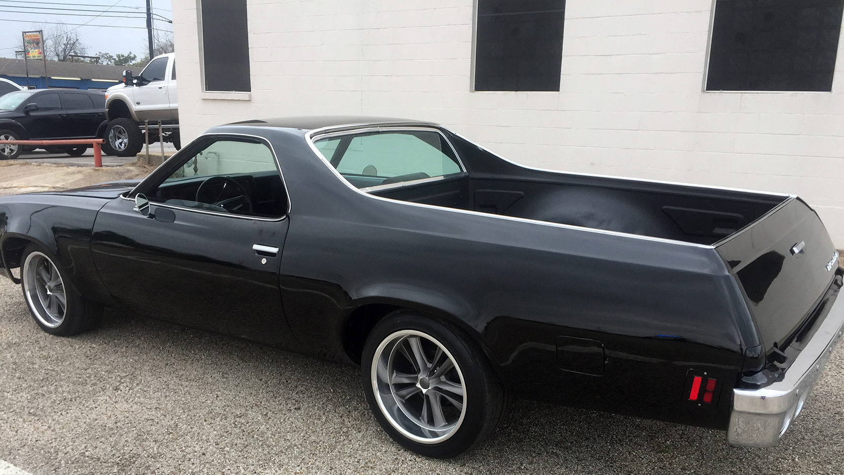 medium resolution of 1974 chevrolet el camino ss 3 full screen