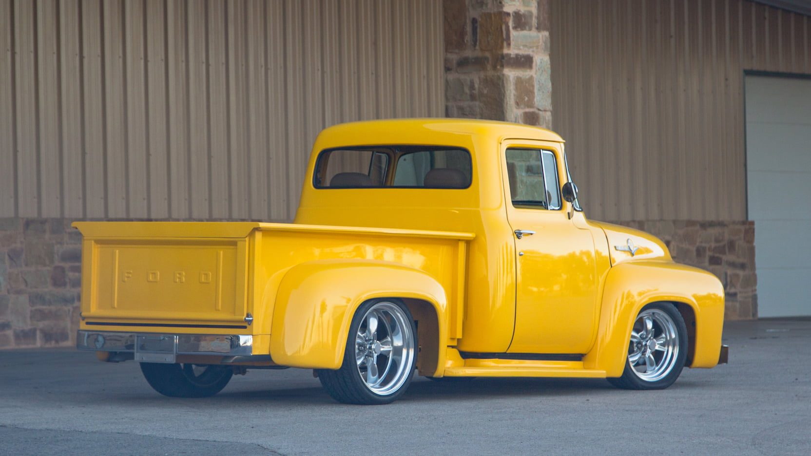 hight resolution of 1956 ford f100 pickup 3 full screen