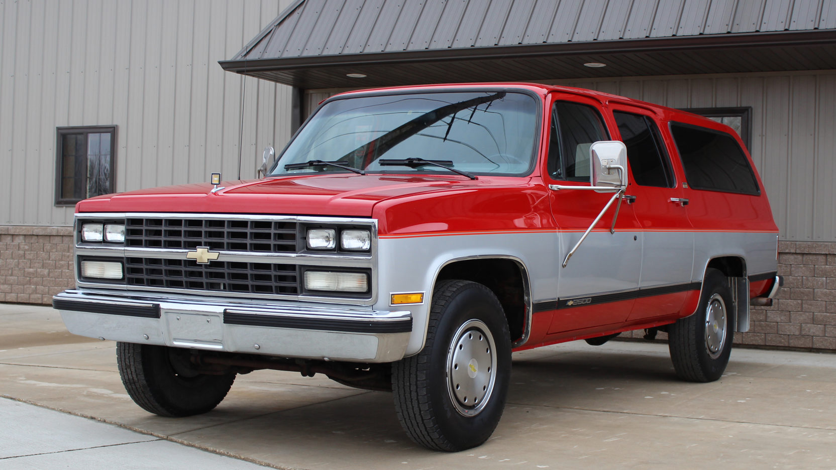 hight resolution of 1989 chevrolet suburban 1 full screen