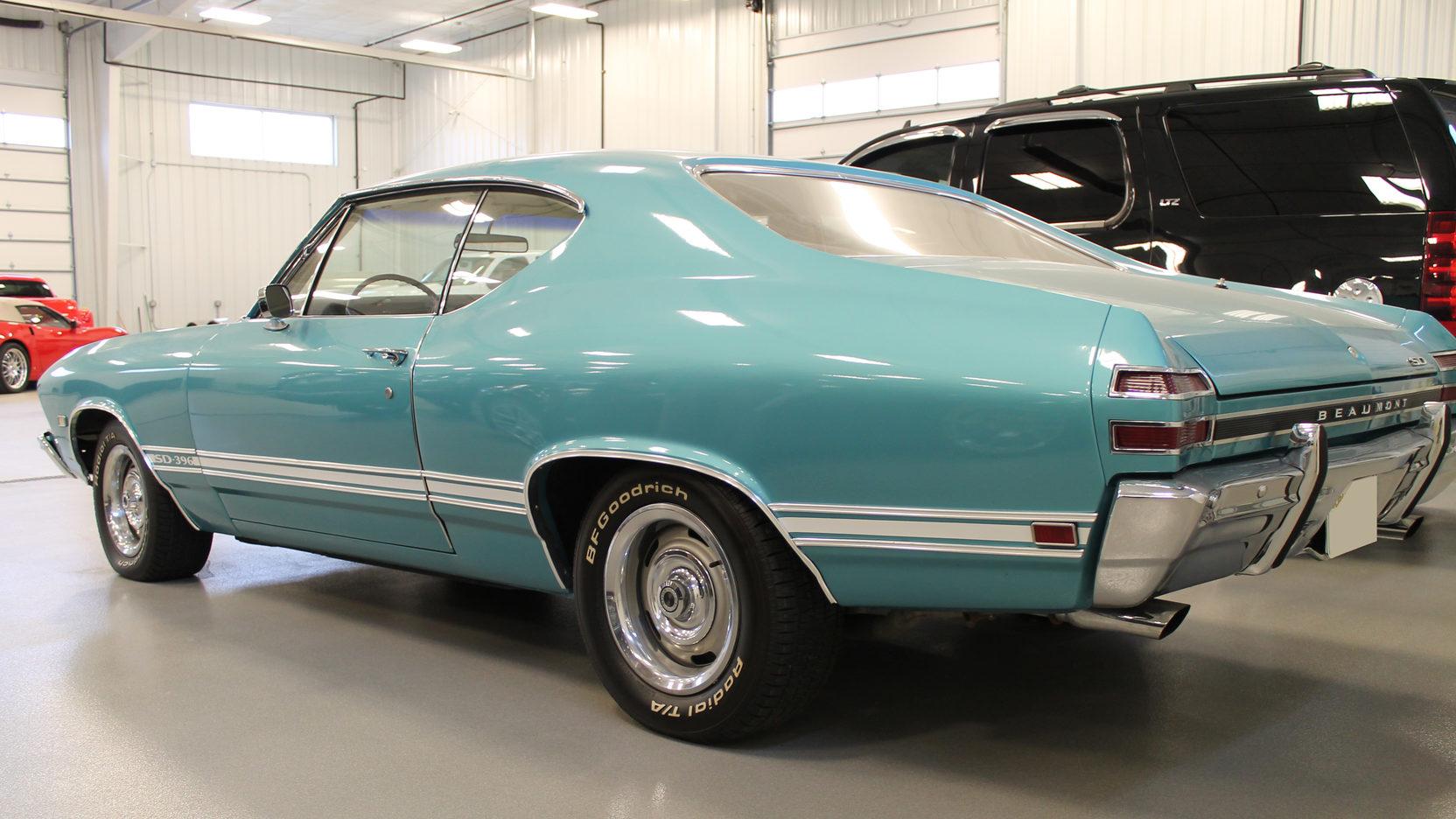 1968 Pontiac Beaumont SD 396