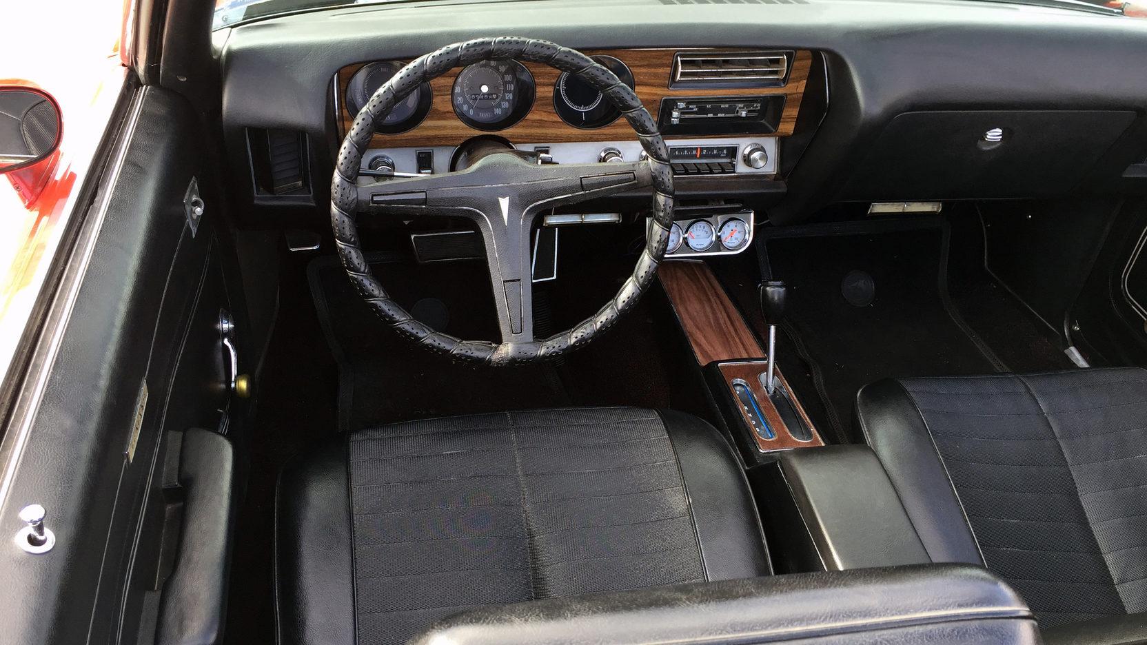 1971 Pontiac Lemans Sport Convertible  F196  Kansas City