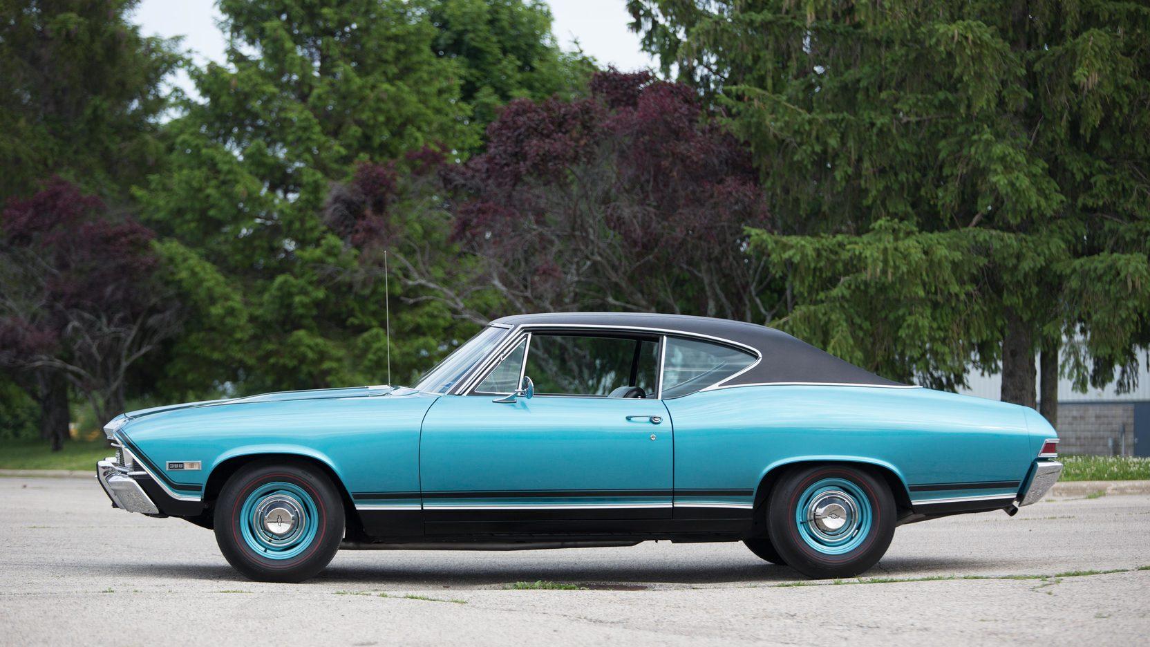 1968 Chevrolet Chevelle SS  S64  Kansas City Spring 2016