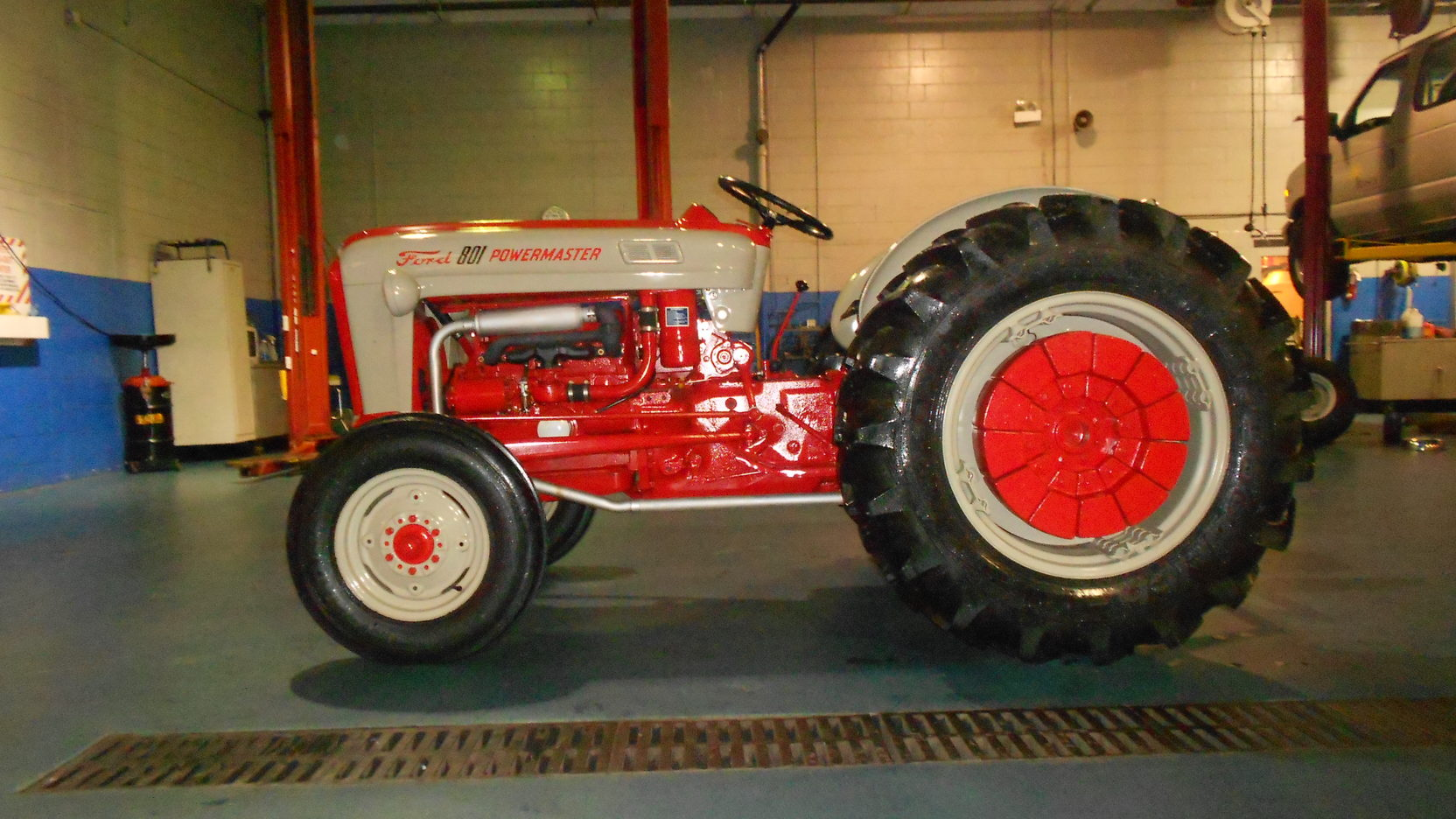 801 Powermaster Tractor Wiring Diagram 12 Volt Get Free Image About