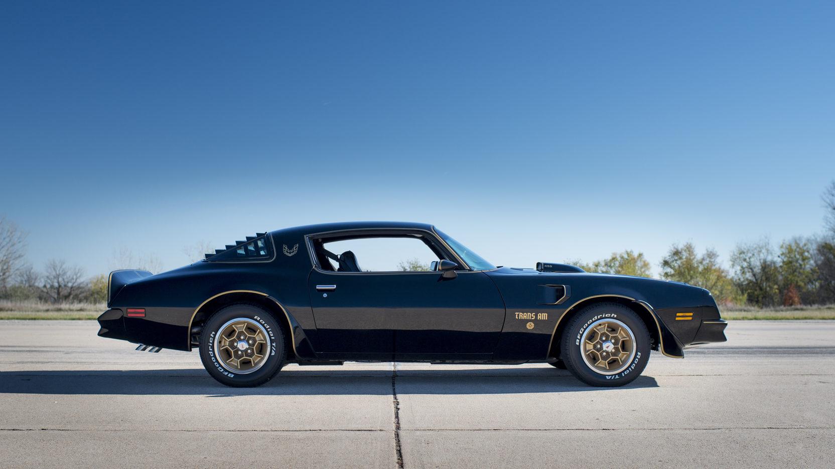 Stock Am Rims Pontiac Trans 1977