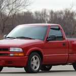1998 Chevrolet S10 Ss Pickup F176 Kansas City 2017