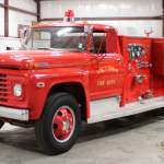 1969 Ford F600 Fire Truck S15 1 Kansas City 2018