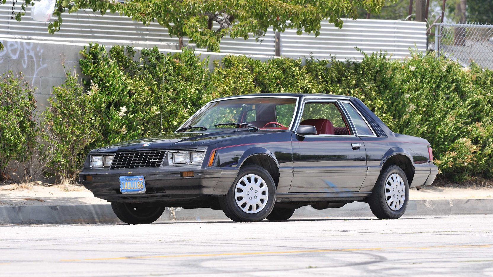 1980 Ford Mustang Monthly