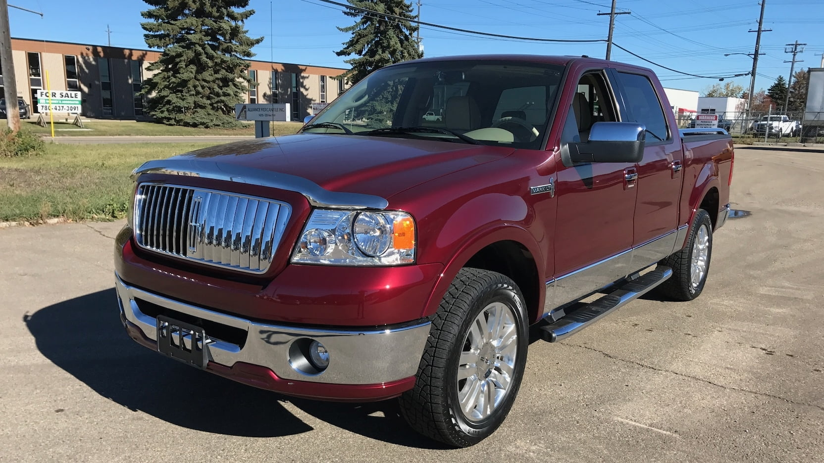 hight resolution of 2006 lincoln mark lt 1 full screen