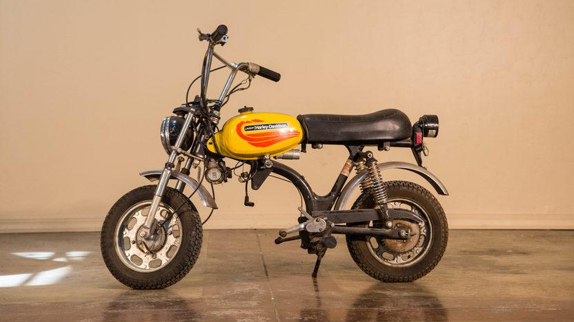 1972 HarleyDavidson Mini Bike No Engine   G148   Las