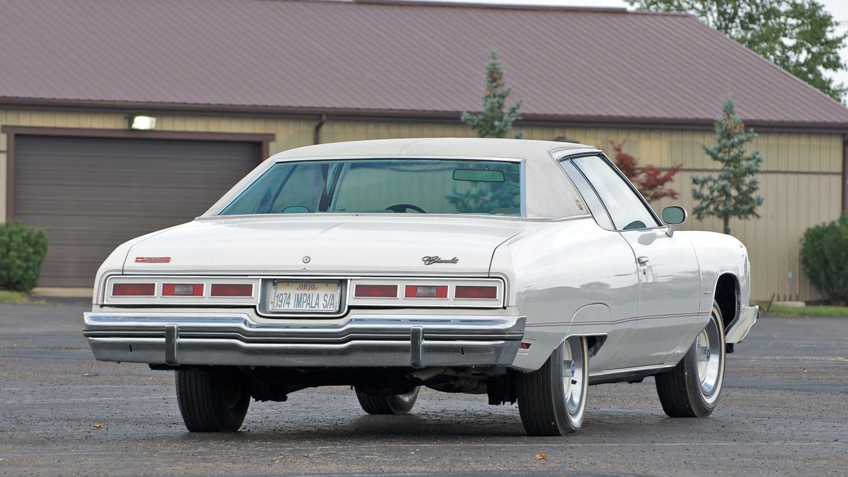 medium resolution of full screen 1974 chevrolet impala