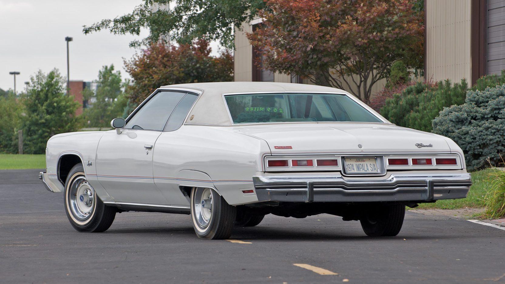 full screen 1974 chevrolet impala  [ 1664 x 936 Pixel ]