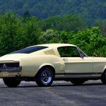 1967 Ford Mustang Gta Fastback S29 Harrisburg 2015