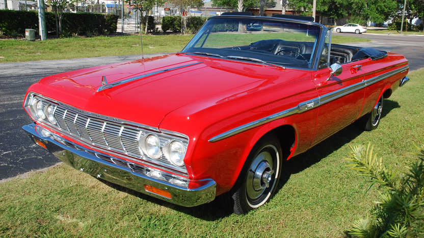 1964 Plymouth Fury Convertible