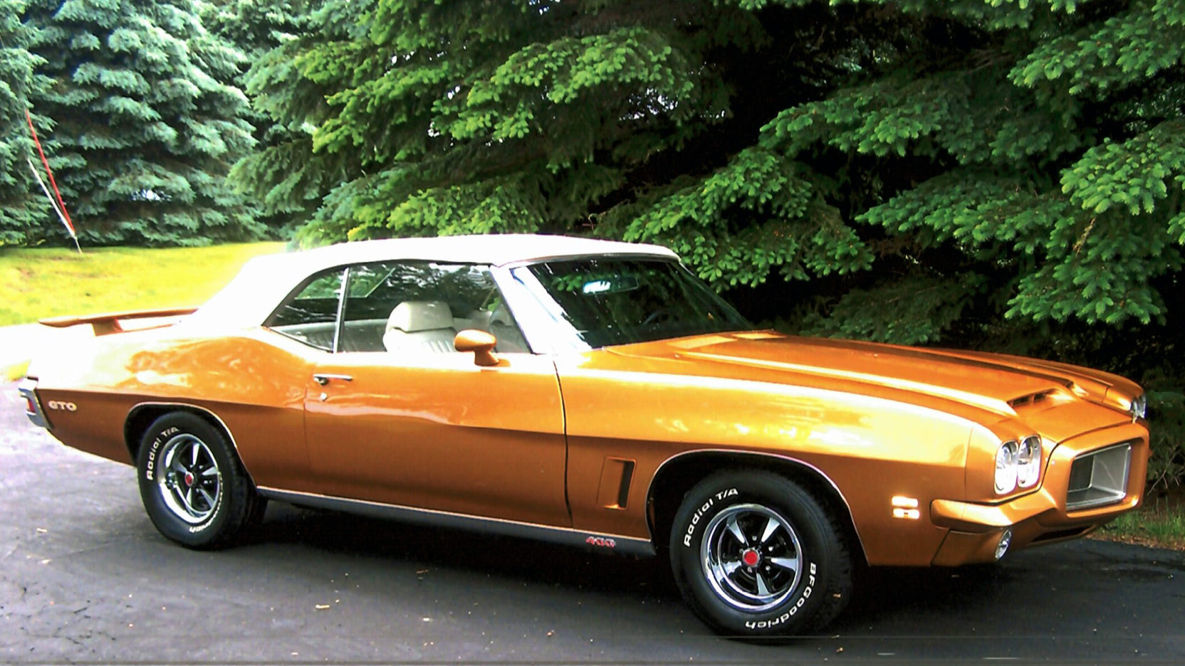 hight resolution of 1972 pontiac lemans sport gt convertible 7 full screen