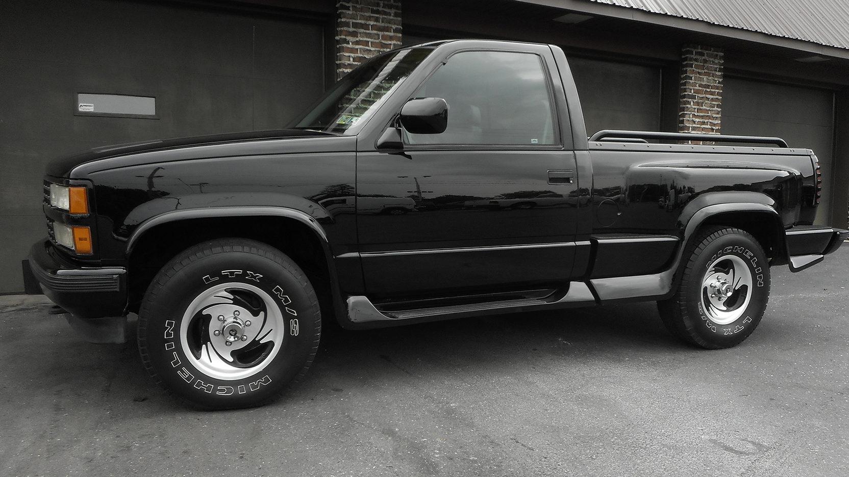hight resolution of 1993 chevrolet silverado pickup 2 full screen