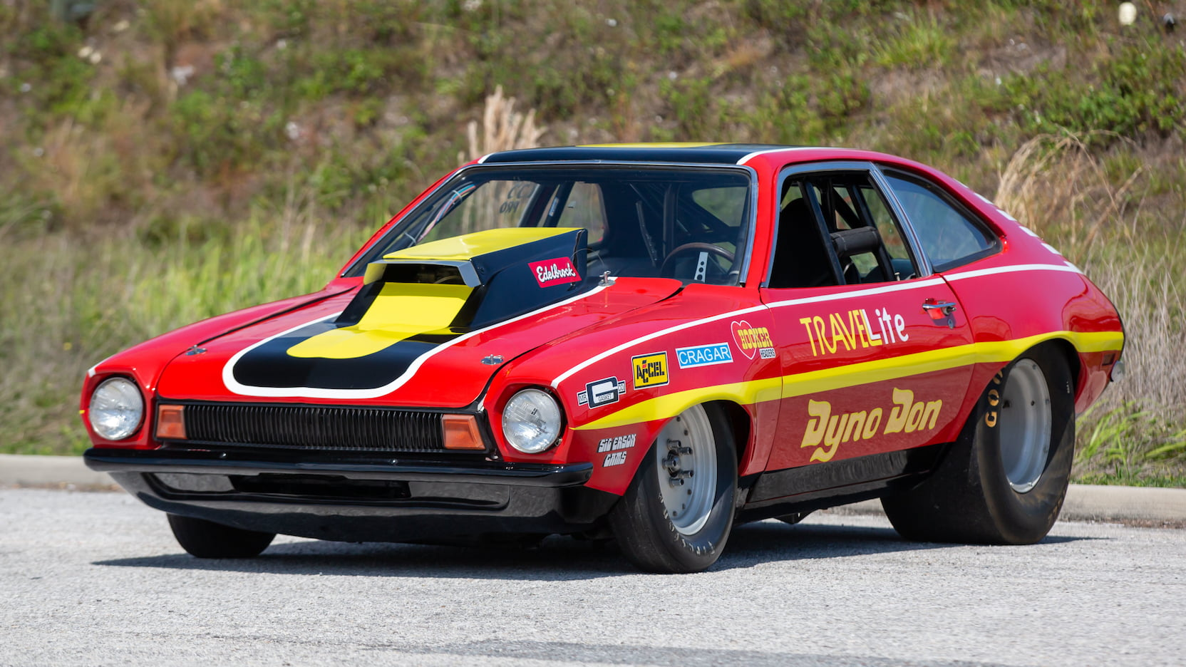 1971 ford pinto travellite
