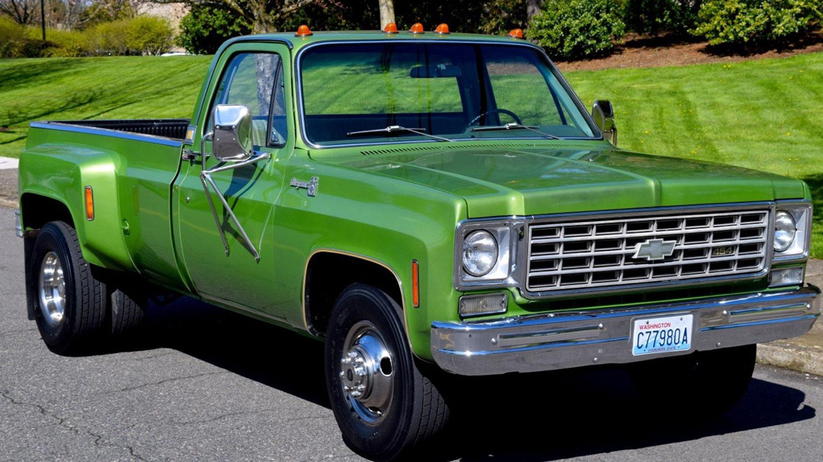 1976 Chevy C30 Crew Cab My Dream Car Chevrolet Cheyenne Pickup F90 Portland 2017