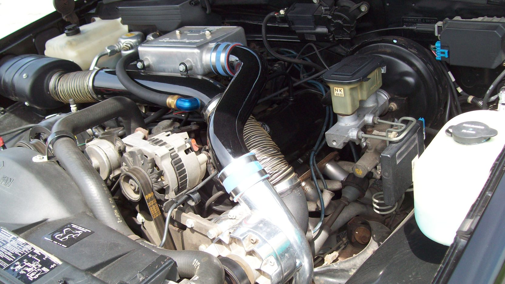 454 Supercharger