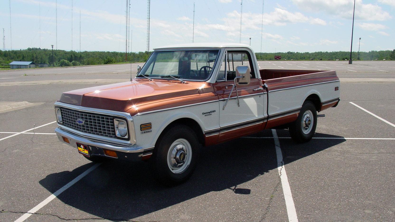 medium resolution of full screen 1971 chevrolet c20 pickup