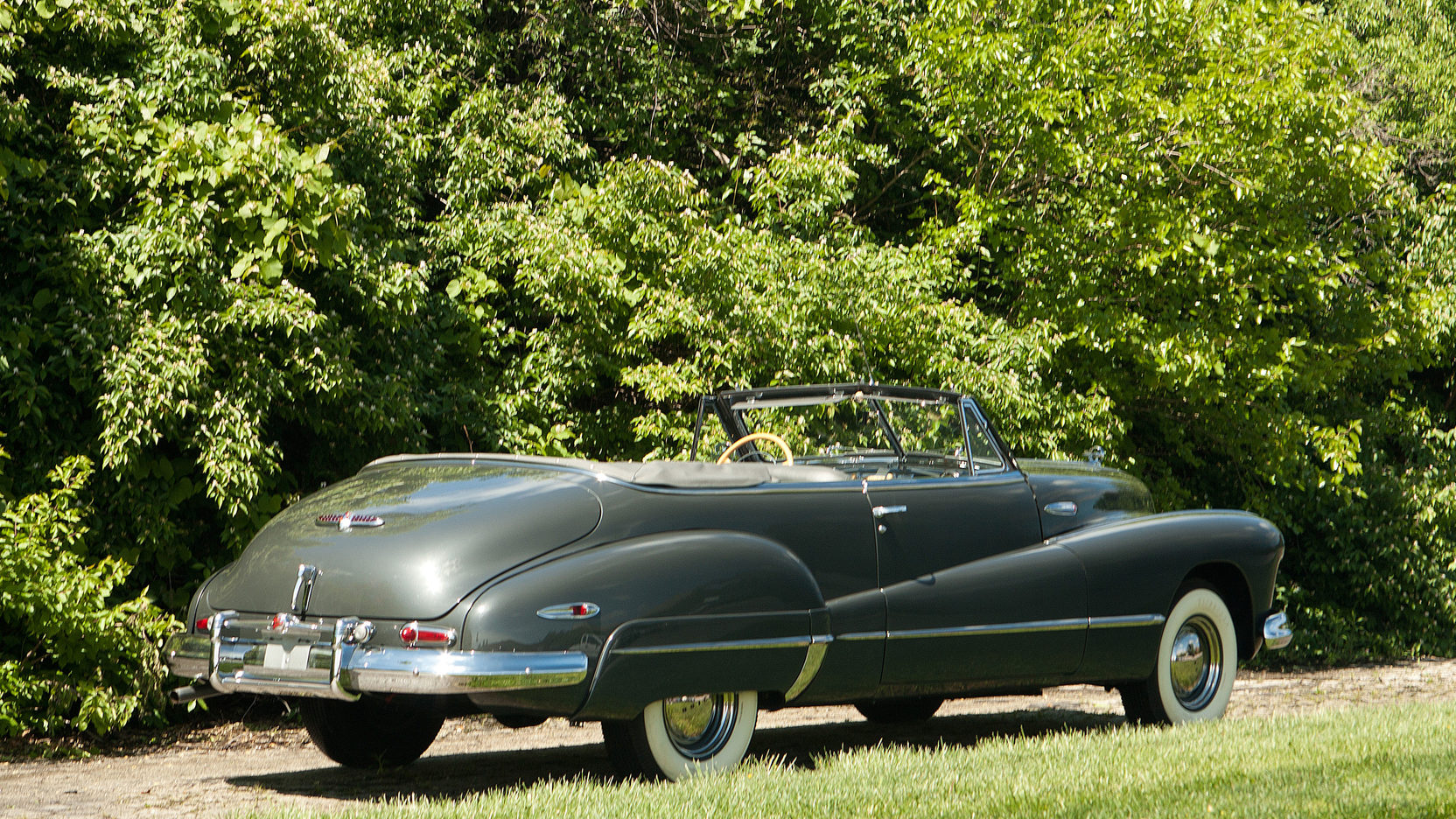 1947 Buick Roadmaster Convertible