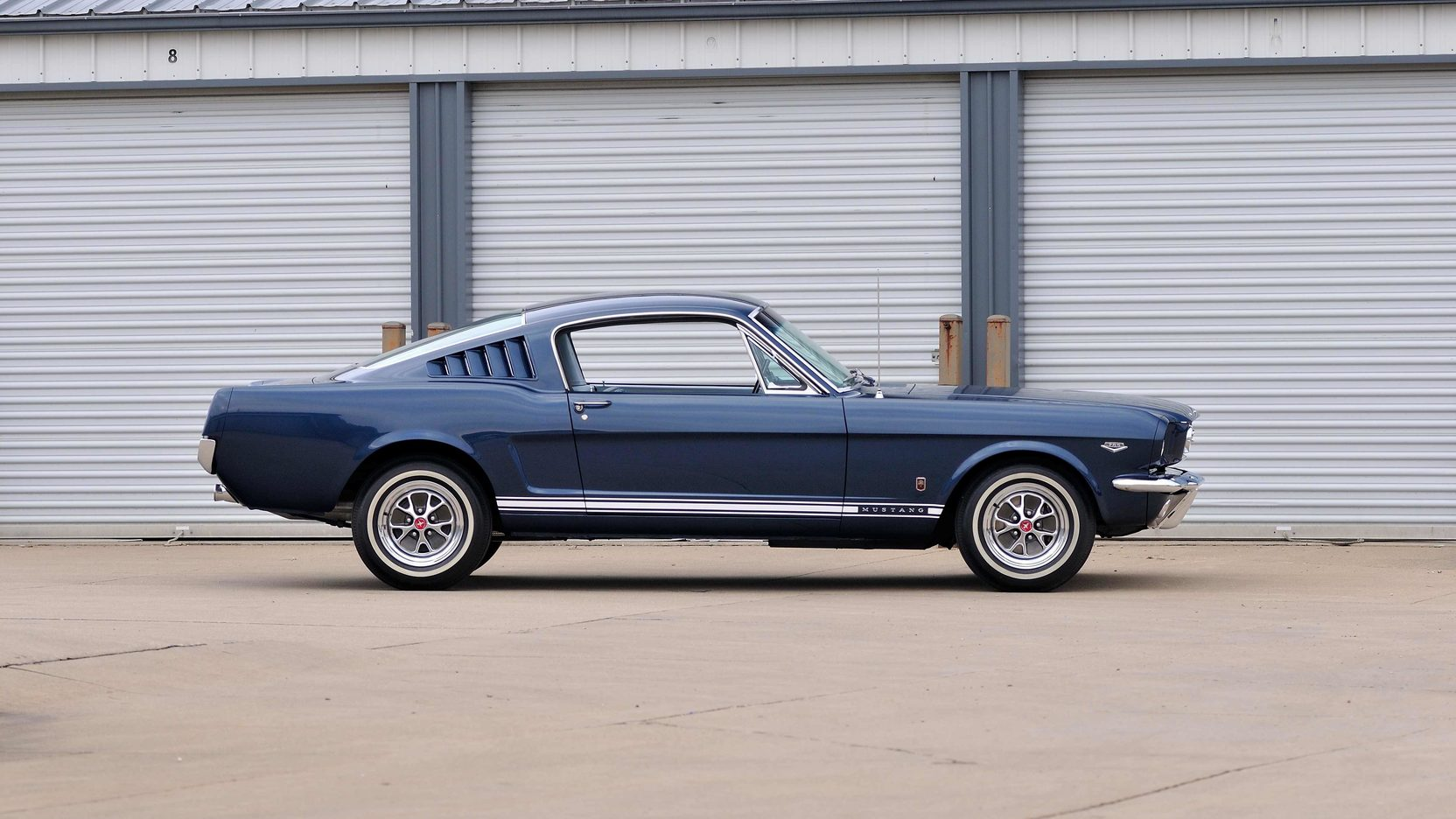 One of the most instantly recognizable movie cars of all time has been painstakingly restored and is going under the hammer one o. 1965 Ford Mustang Gt Fastback T217 Indianapolis 2013