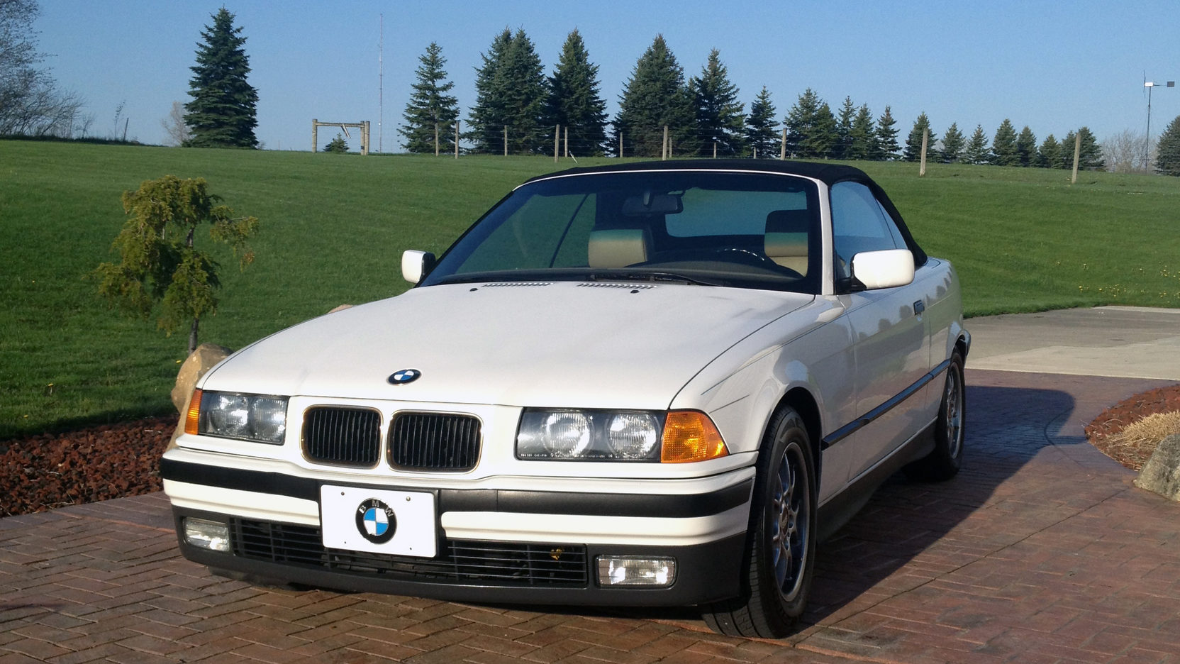 1994 bmw 325i convertible