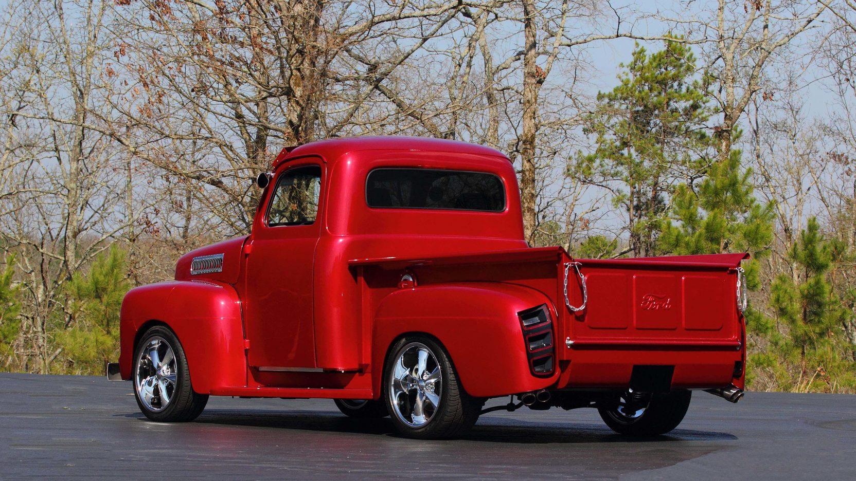 full screen 1951 ford f1 pickup  [ 1664 x 936 Pixel ]