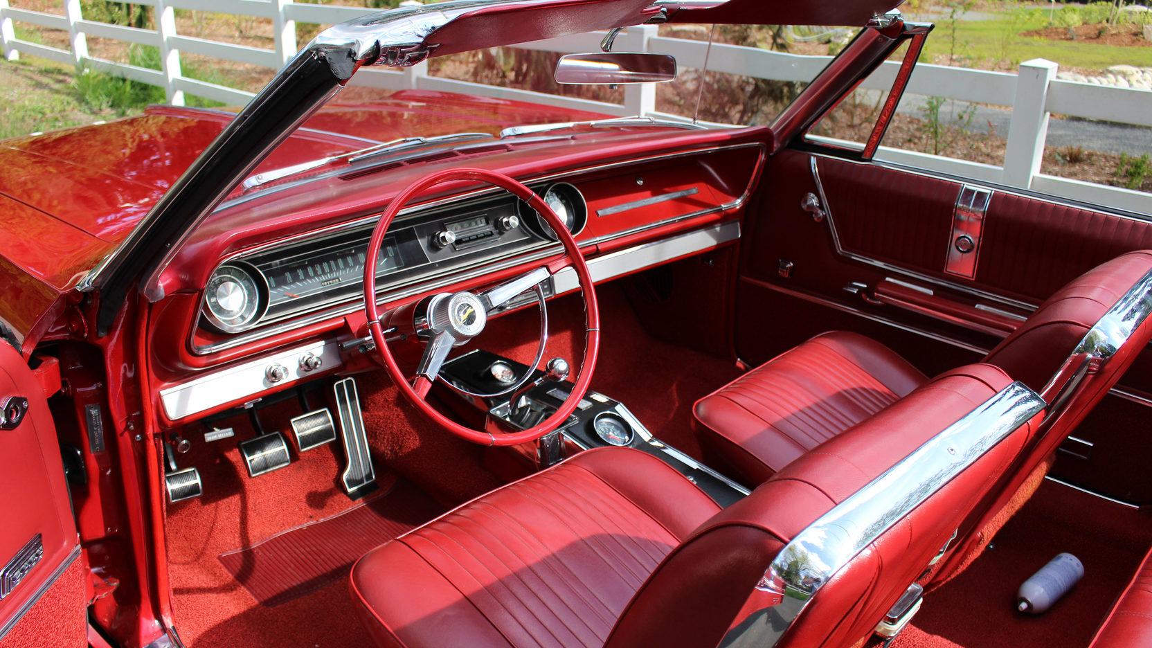 1957 Chevy Impala Ss Convertible