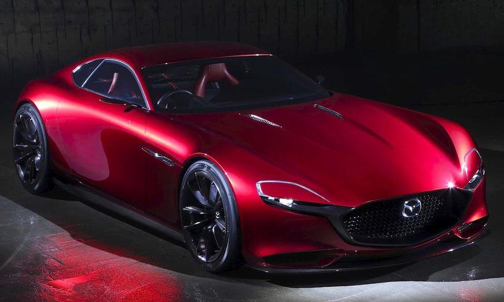Mazda Bekr 228 Ftar Att Wankelmotorn Kommer Tillbaka Snart I