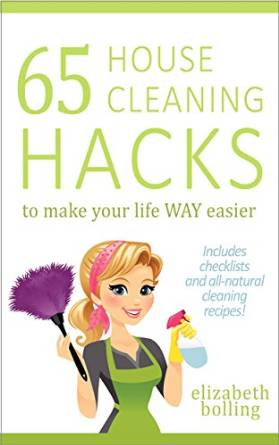 65 house cleaning hacks
