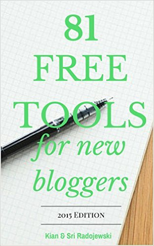 81 free blogging tools