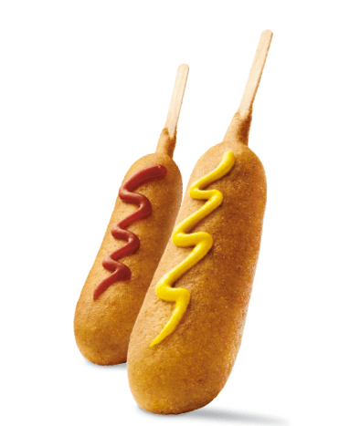 $0.50 Corn Dogs at Sonic