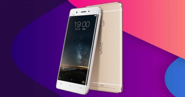 Vivo Xplay cinco portada oficial