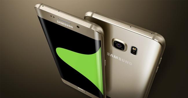Samsung Galaxy S6 Edge Plus dorado a precio reducido
