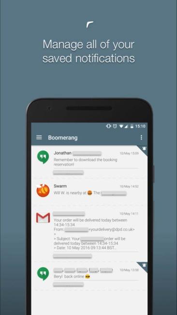 boomerang notifications