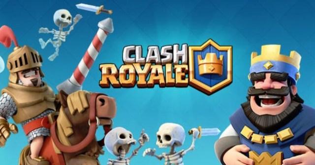 actualización de clash royale
