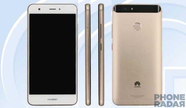 Huawei Mate S2 en la TENAA