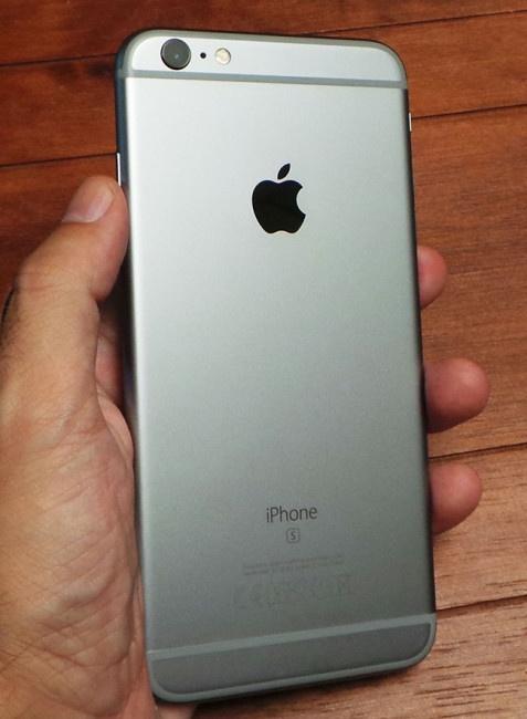 Diseño de la carcasa del iPhone 6s Plus
