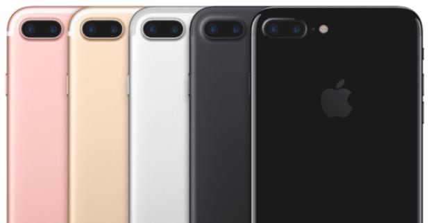 modelos iPhone 7