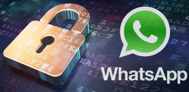 Código de acceso para WhatsApp