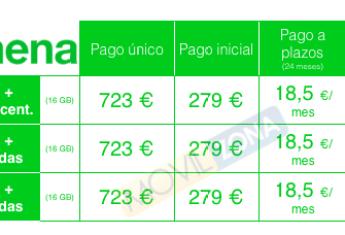 precios del iPhone 6s amena