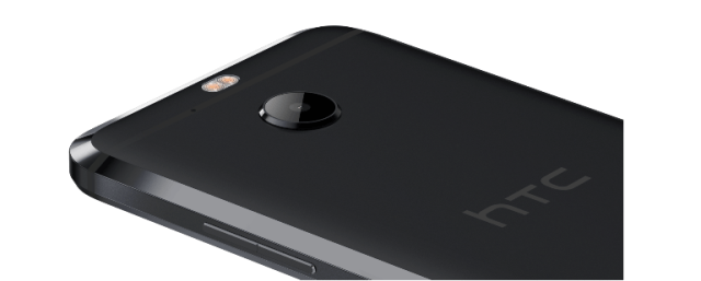 Cámara del HTC diez evo negro