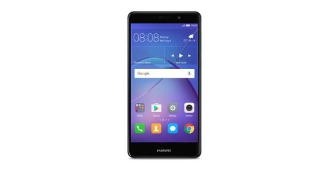 Huawei Mate nueve Lite negro