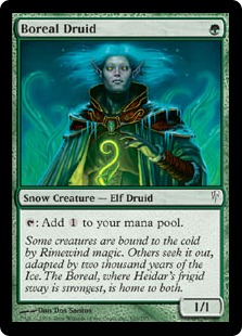 Image result for boreal druid mtggoldfish