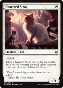 Image result for charmed stray mtggoldfish