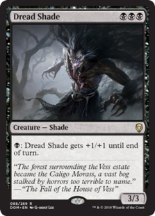 Image result for dread shade mtggoldfish