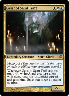 Image result for geist of saint traft mtggoldfish